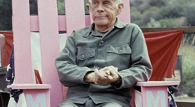 Actor Harry Morgan, who starred in MASH, has died at the age of 96