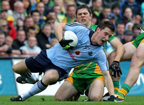 Kevin Nolan turned his back on a potentially lucrative career with Blackburn Rovers to re-join Dublin