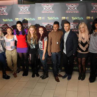This weekend's final features Little Mix, Marcus Collins and Amelia Lily