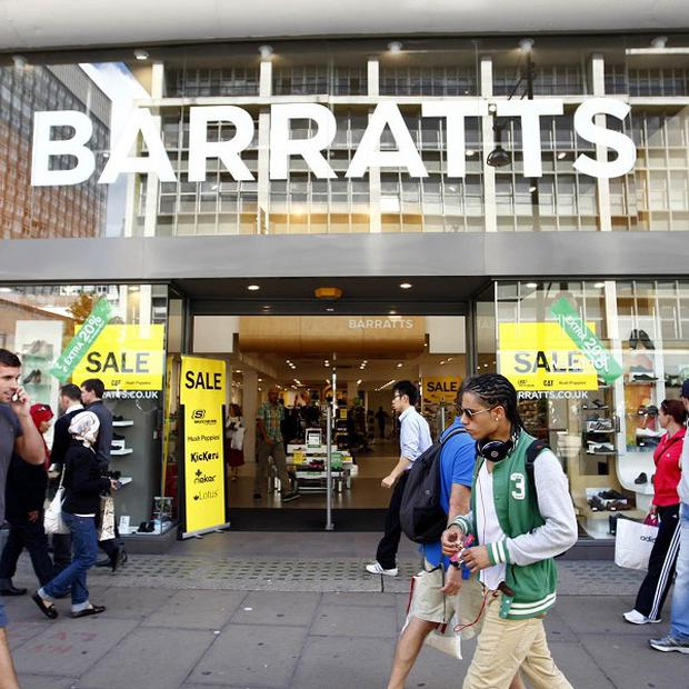 Nearly 4,000 jobs are under threat after the owner of shoe shop Barratts went into administration
