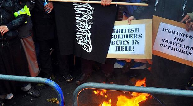 Simon Beech and Garreth Foster set fire to a mosque in retribution after a Muslim group burned poppies on Armistice Day last year