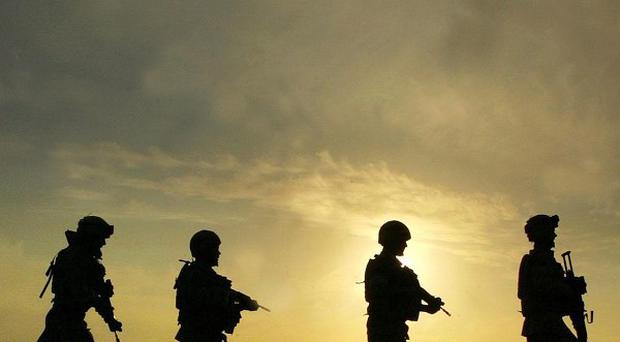 The withdrawal of British troops from Afghanistan is due to be complete by the end of 2014