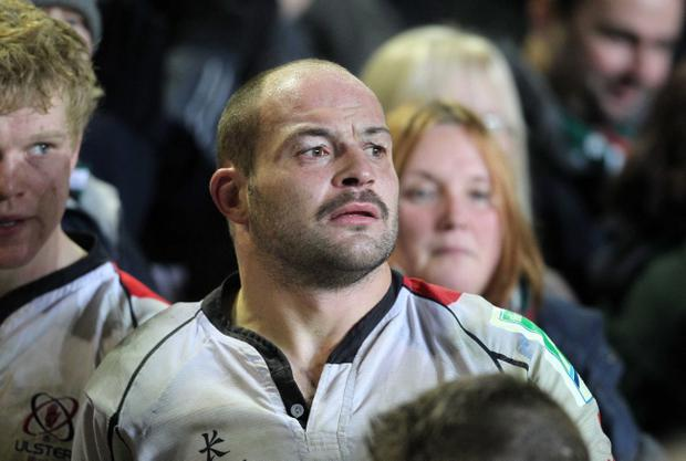 Ulster's Rory Best believes he and his team-mates will come through their Heineken Cup test against Aironi