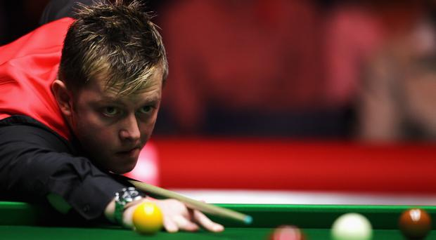 Mark Allen is due to face a disciplinary charge after launching a foul-mouthed tirade against World Snooker chairman Barry Hearn