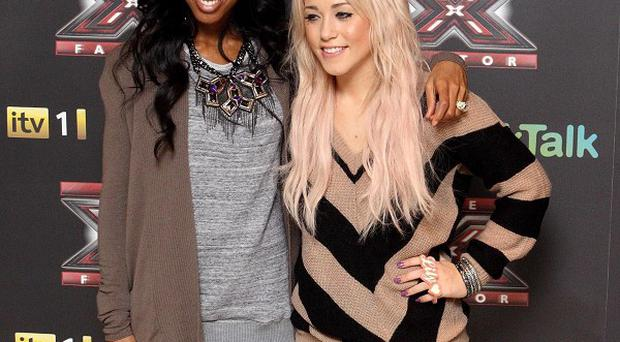 Amelia Lily is set to duet with her mentor Kelly Rowland