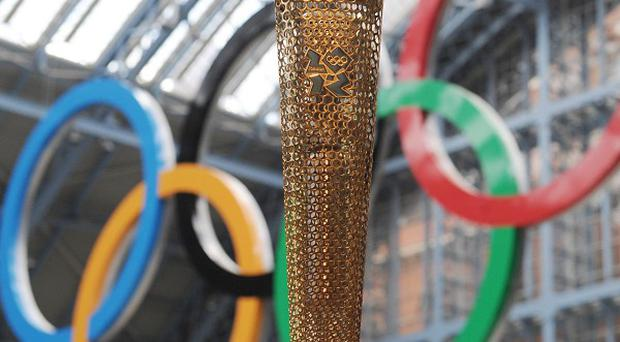 The Olympic flame is set to travel to Ireland ahead of London 2012