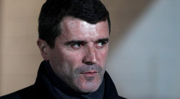 Roy Keane said Manchester United deserved to be knocked out of the Champions League