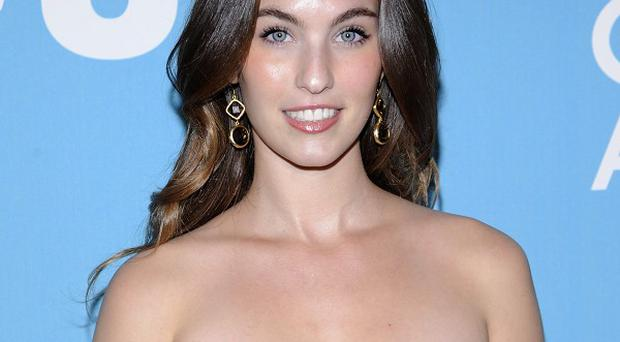 Rainey Qualley has been named Miss Golden Globes 2012