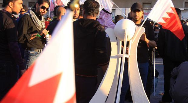 An investigation has been ordered into police treatment of protesters in Bahrain (AP)