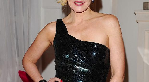 Kim Cattrall could be joining Amanda Holden on the judging panel