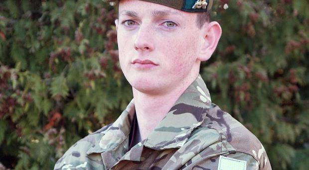Highlander Scott McLaren, 20, was killed by Taliban fighters in Afghanistan