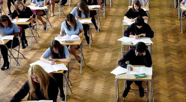 Education Secretary Michael Gove is considering plans for a single exam board per subject