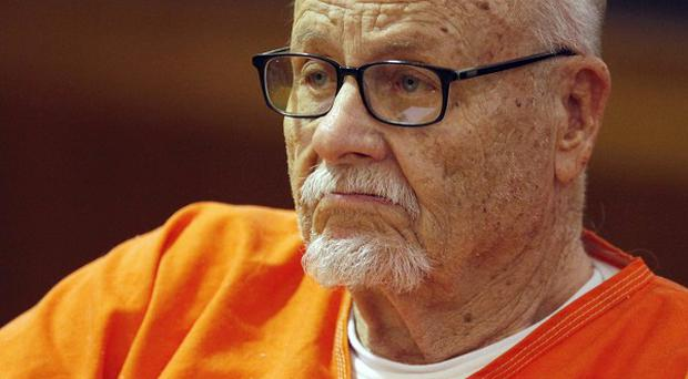 Jodie Foster's 89-year-old estranged father Lucius has been sentenced to five years in prison (AP)