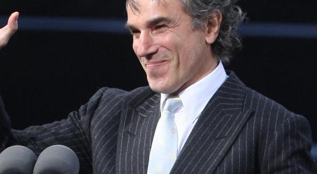 Daniel Day Lewis is playing the former US president in a new film