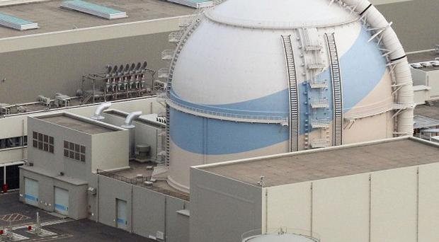 Radioactive water leaked inside the Genkai nuclear power plant but the contaminated water did not escape into the environment (AP)