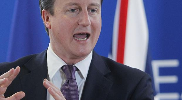 David Cameron's decision to veto treaty changes has put the UK's relationship with the EU under close scrutiny (AP)