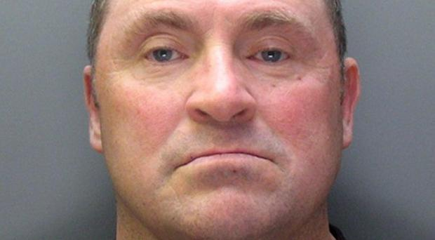 Barry Morrow, 51, who has been charged with the murders of his landlady and her mother (Merseyside Police/PA)