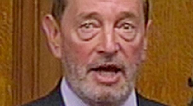 David Blunkett, MP for Sheffield Brightside, comments on Conservative Party leader David Cameron's 2007 offer of a 'cast iron guarantee' of a referendum on the Lisbon Treaty, in the House of Commons, today.