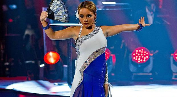 Chelsee Healey became the first Strictly contestant to get a perfect score this series