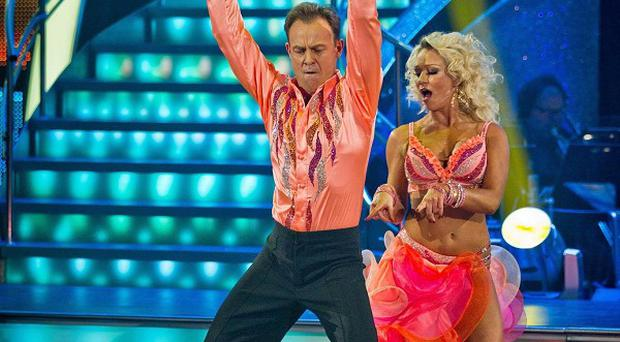 Strictly beat X Factor in the TV ratings war