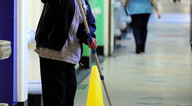 Unions have warned that the risk of becoming long-term unemployed is higher among people in low-paid jobs