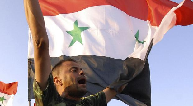 Several people have died in the latest clashes to rock Syria (AP)