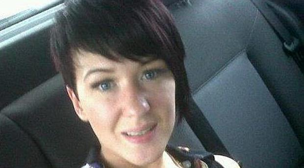 Claire Kelly who was killed in car accident on early hours on Sunday 11/12/11