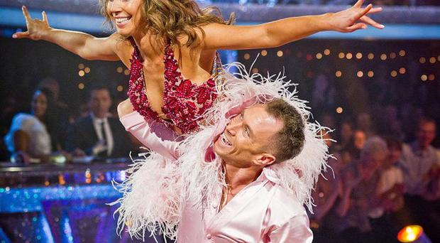 Alex Jones said she would forever remember her time on Strictly fondly