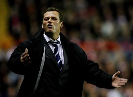 Jim Magilton says the commitment he gave Northern Ireland as a player would be matched if he became the manager