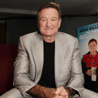 Robin Williams is being linked to a new dark comedy role
