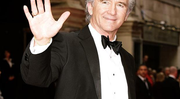 Patrick Duffy said getting back into Dallas has been easy