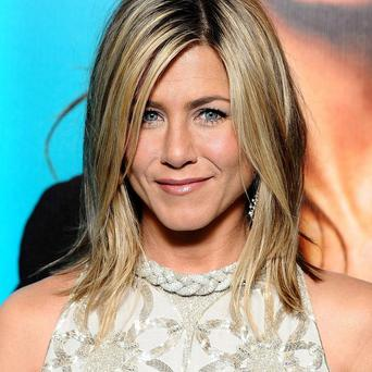 Jennifer Aniston has been voted the 'hottest woman of all time'