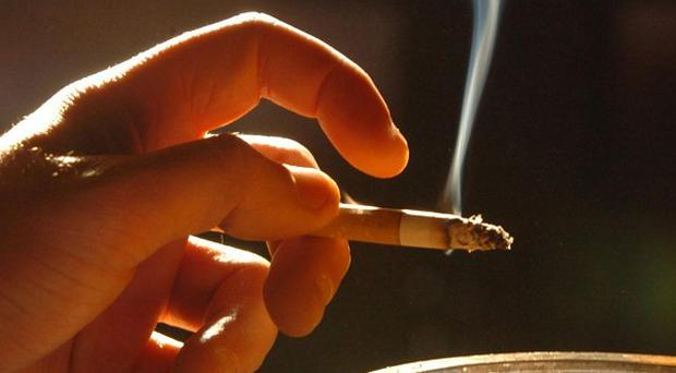 Smoking is a risk factor for cancer but there are also geographical differences in incidence