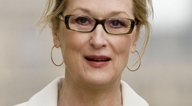 Meryl Streep plays Margaret Thatcher in upcoming film Iron Lady