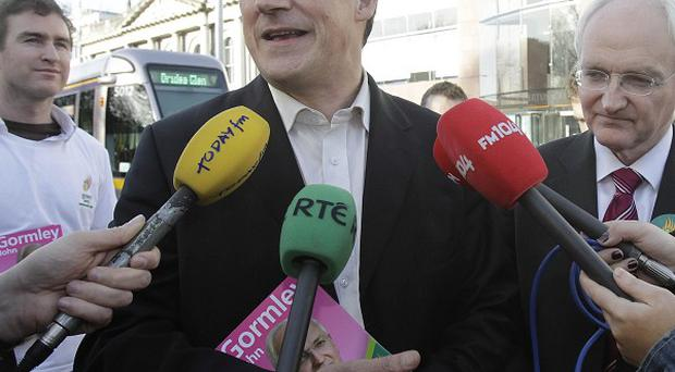 Party leader Eamon Ryan said the Greens were also going back to their campaigning roots