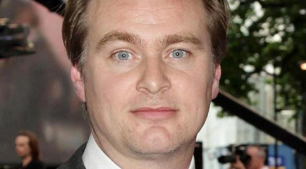Christopher Nolan had a lump in his throat when wrapping the film
