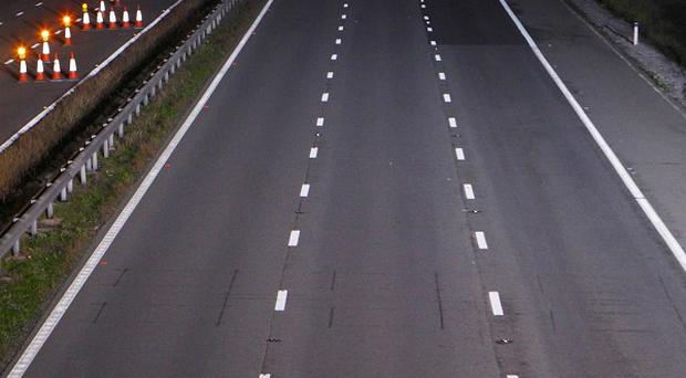 An HGV driver was killed in an accident on the M5 between junctions 10 and 11