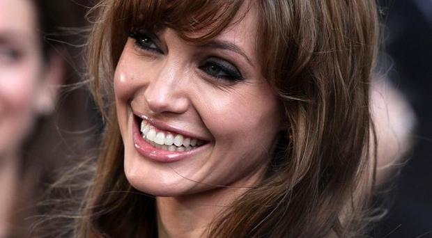 Angelina Jolie hasn't ruled out expanding her already large family