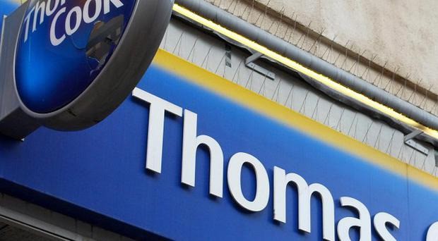 Thomas Cook said it would close 200 stores over the next two years