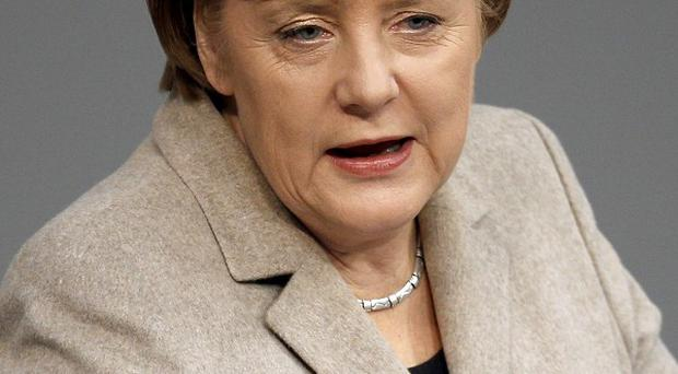 German Chancellor Angela Merkel has insisted Britain is an important part of the European Union (AP)