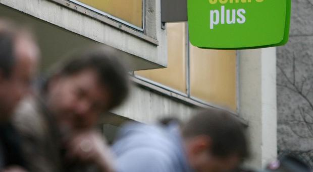 Unemployment increased by 128,000 between August and October, figures show