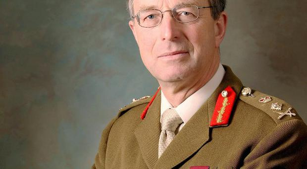 General Sir David Richards said the country's main effort must be the economy