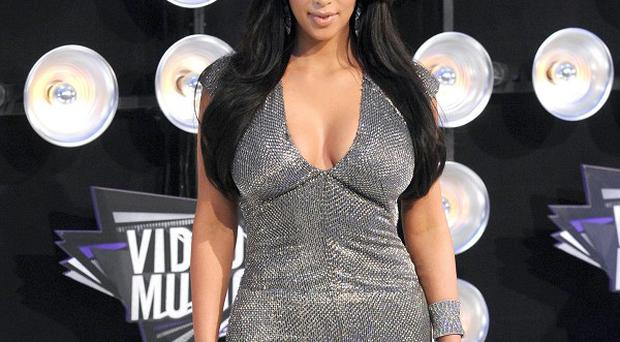 American reality television star Kim Kardashian was the most searched for celebrity in 2011 according to internet giant Google