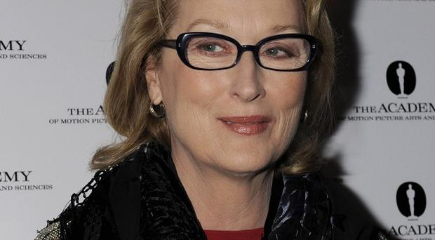 Meryl Streep has been nominated for a Screen Actors Guild Award
