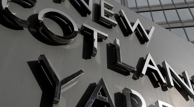 Met Police confirmed the former News of the World crime editor has been arrested in the phone-hacking inquiry