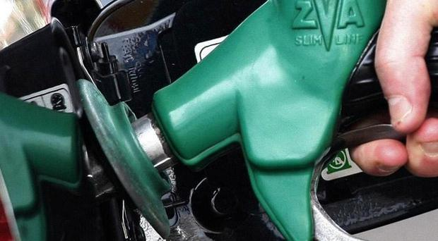 Average petrol prices are at a nine-month low, the AA said