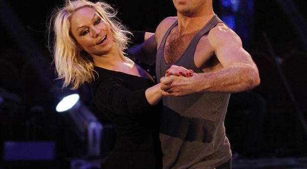 Jason Donovan and Kristina Rihanoff will do their Quickstep again