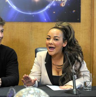 Chelsee Healey and her partner Pasha Kovalev are through to the final