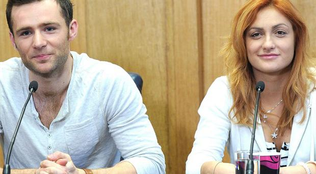 Harry Judd and Aliona Vilani are favourites to win the show