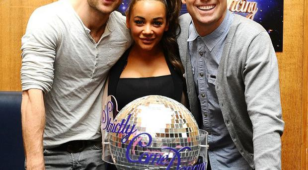 Harry Judd, Chelsee Healey and Jason Donovan will battle it out this weekend